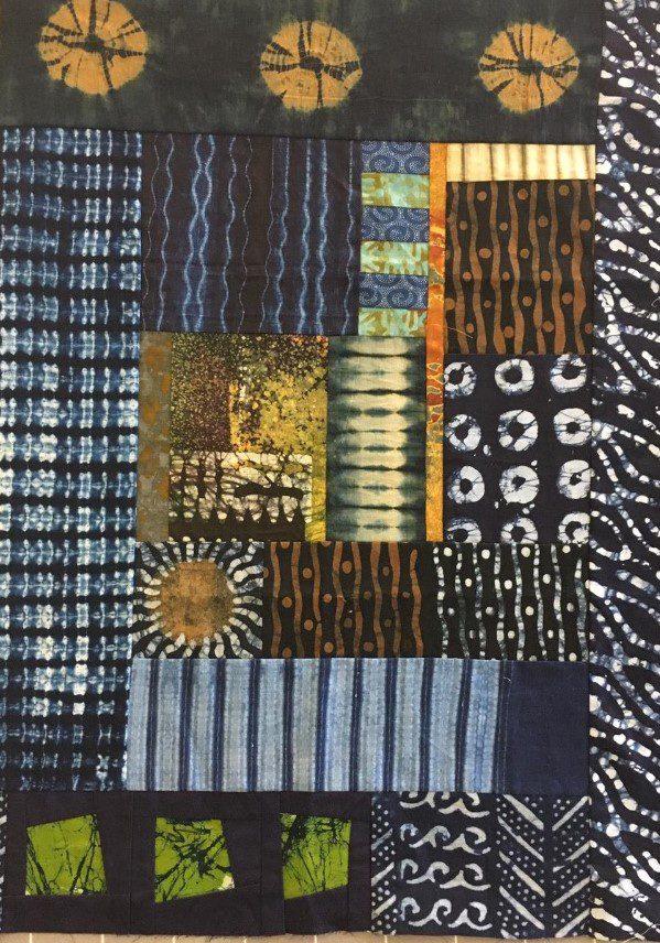 Janice Gunner, African Odyssey 6