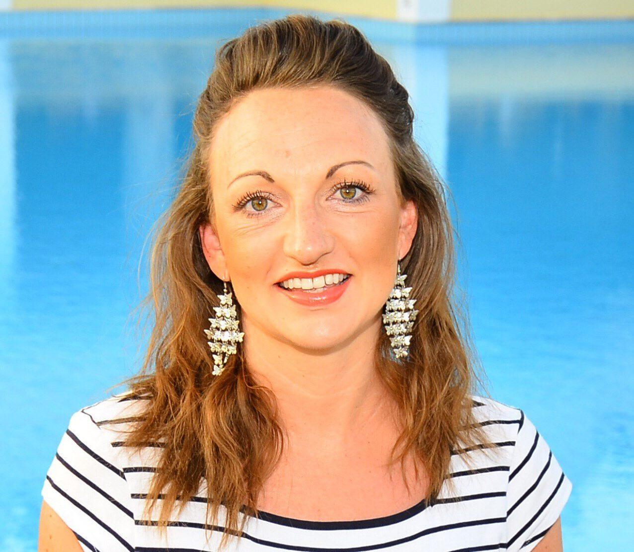 Sarah Ashford headshot