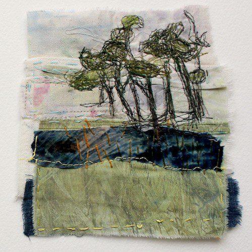 Cas Holmes_Reclaimed Landscapes Stitch Paper & Cloth
