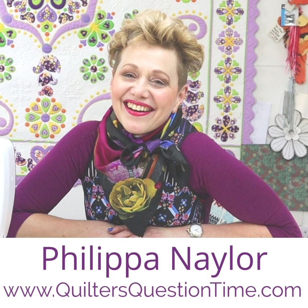 Quilters Question Time