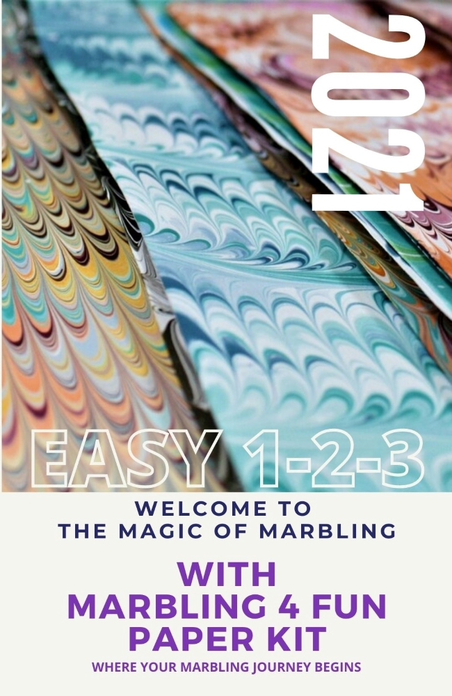 Welcome to Marbling Magic 2021