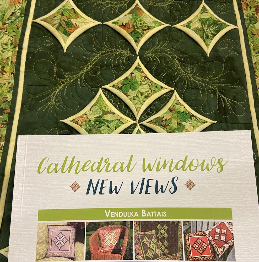 Cathedral windows - New look