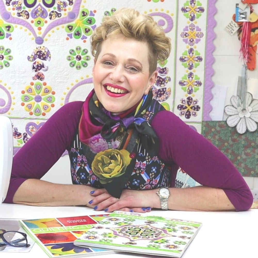 Monthly Online Quilting Classes
