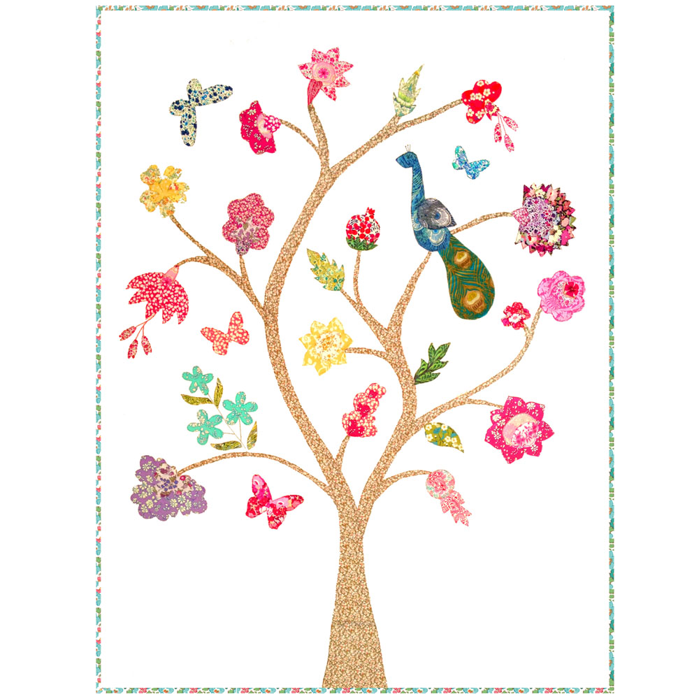 PAPER PATTERN: Tree of Life Sewing Pattern
