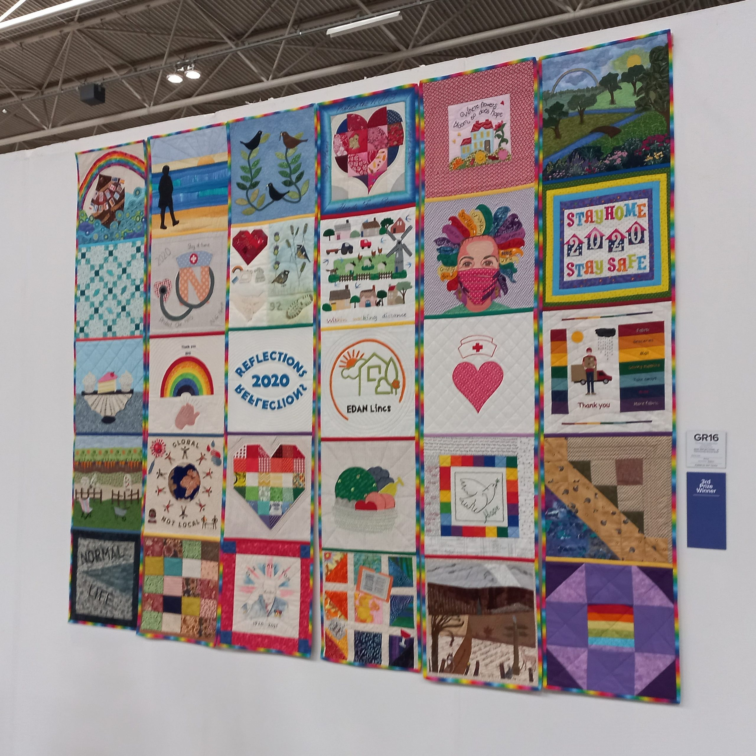 Festival of Quilts 2021