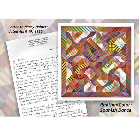 Rhythm/Color: Spanish Dance