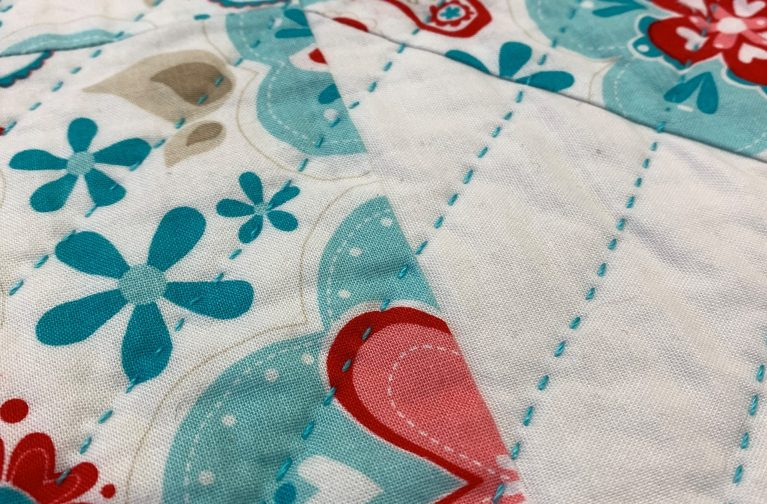 Angela Daymond: Top Tips for Hand Quilting