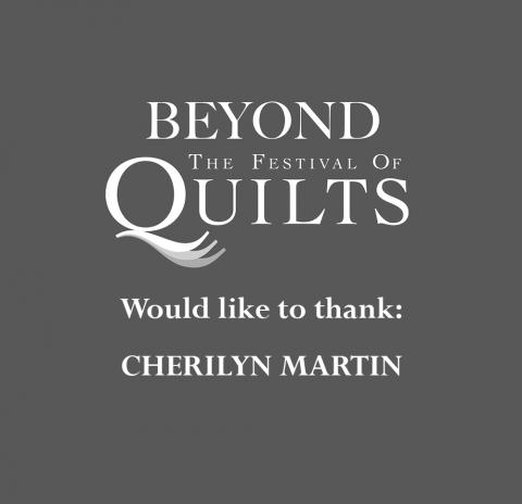 Thank You Cherilyn Martin