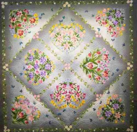 Beyond FOQ Quilt Competition Entries