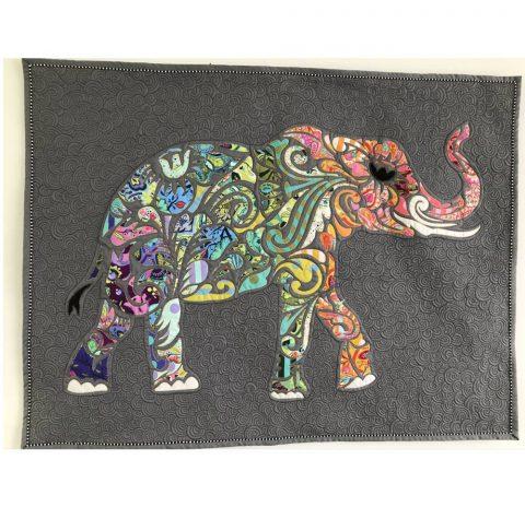 Elephant in Lisbon