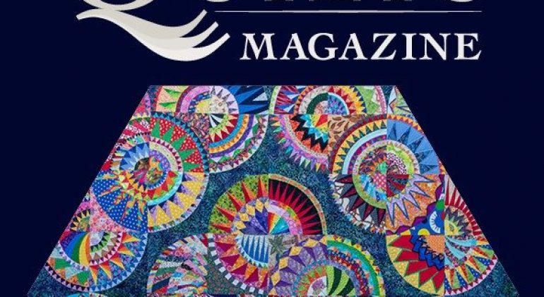 Pre-order The Festival of Quilts Magazine