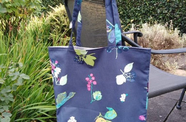 Janet Goddard: Bag Making Top Tips & Simple Tote