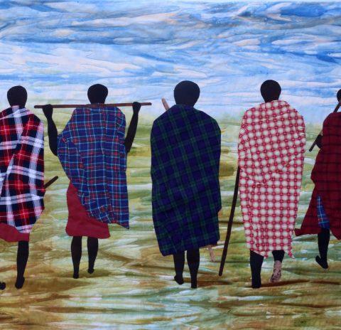 Maasai Gathering