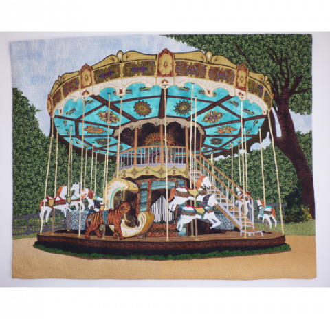 La música del tiovivo (The music of the carousel)