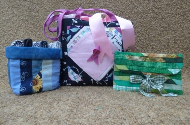 Molly Brown: Scraptastic – Make Fabric From Scraps