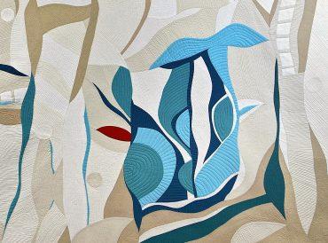 Sheila Frampton Cooper, Kelp (detail)