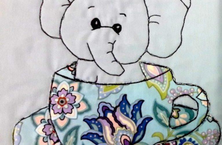 Sukhbeer Dryden: Free Motion Elephant