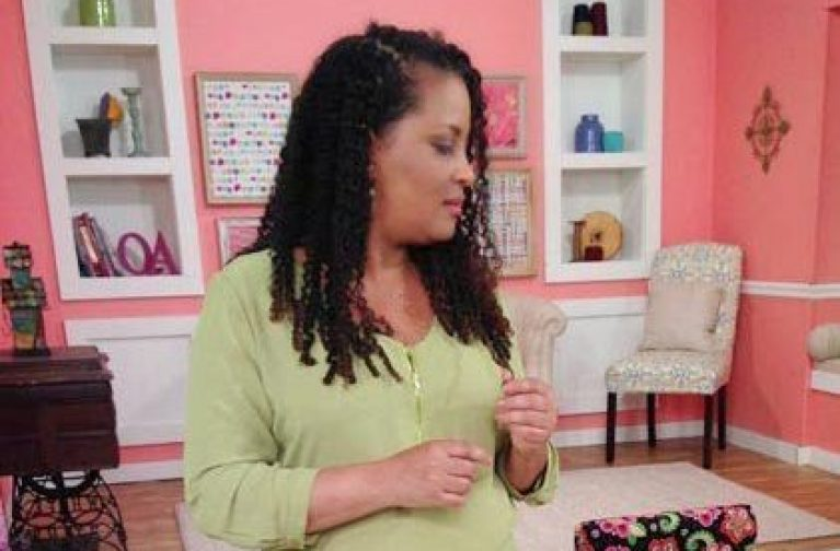 Tammie Bowser: How to Sew Art – The Easy Way!