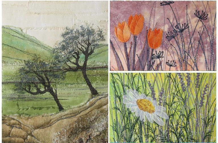 Wendy Dolan: Creative Stitched Textiles