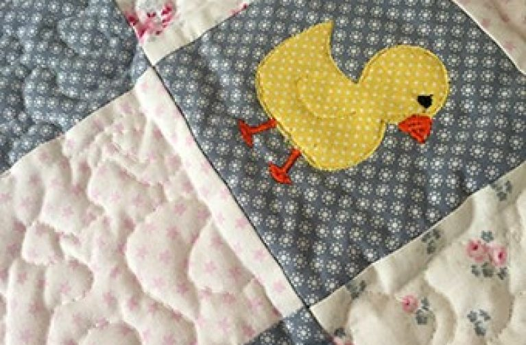 Wendy Gardiner: Beginners Guide to Quilting – Walking Foot and Free Motion Foot
