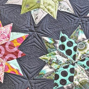 Angela Walters - dot to dot quilt