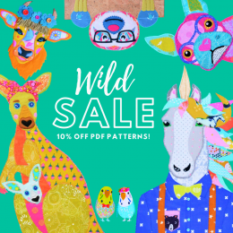 WILD SALE BY SEW QUIRKY (1)